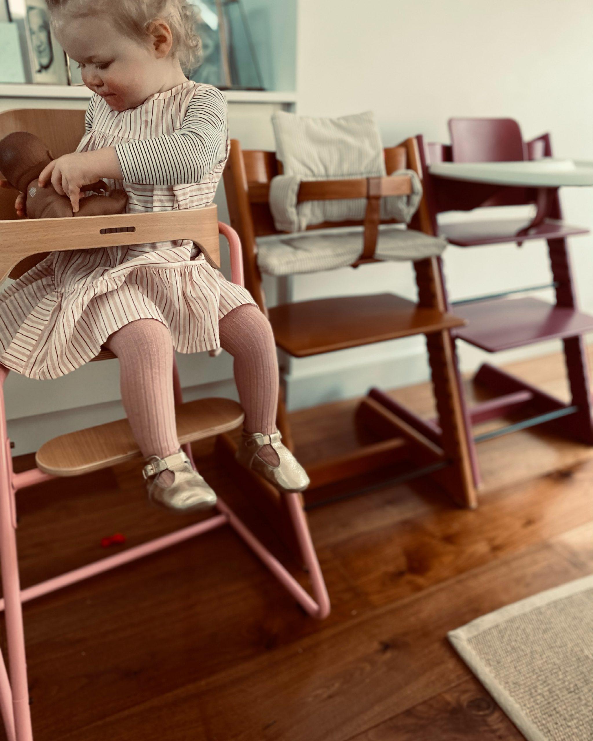Kindora Compares:  Adaptive High Chairs
